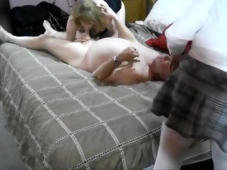 getting Wife Getting nailed wife